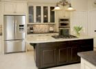 ideas for kitchen remodeling floor plans with dark island