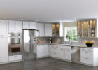 kitchen remodels with white cabinets stainless appliances