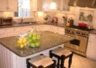 kitchen remodels with white cabinets stainless steel appliances