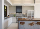 kitchen remodels with white cabinets white floor