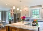kitchen remodels with white cabinets wood floor pictures