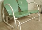 light green mid century patio furniture for sale