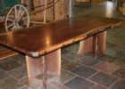 live edge dining table for sale canada