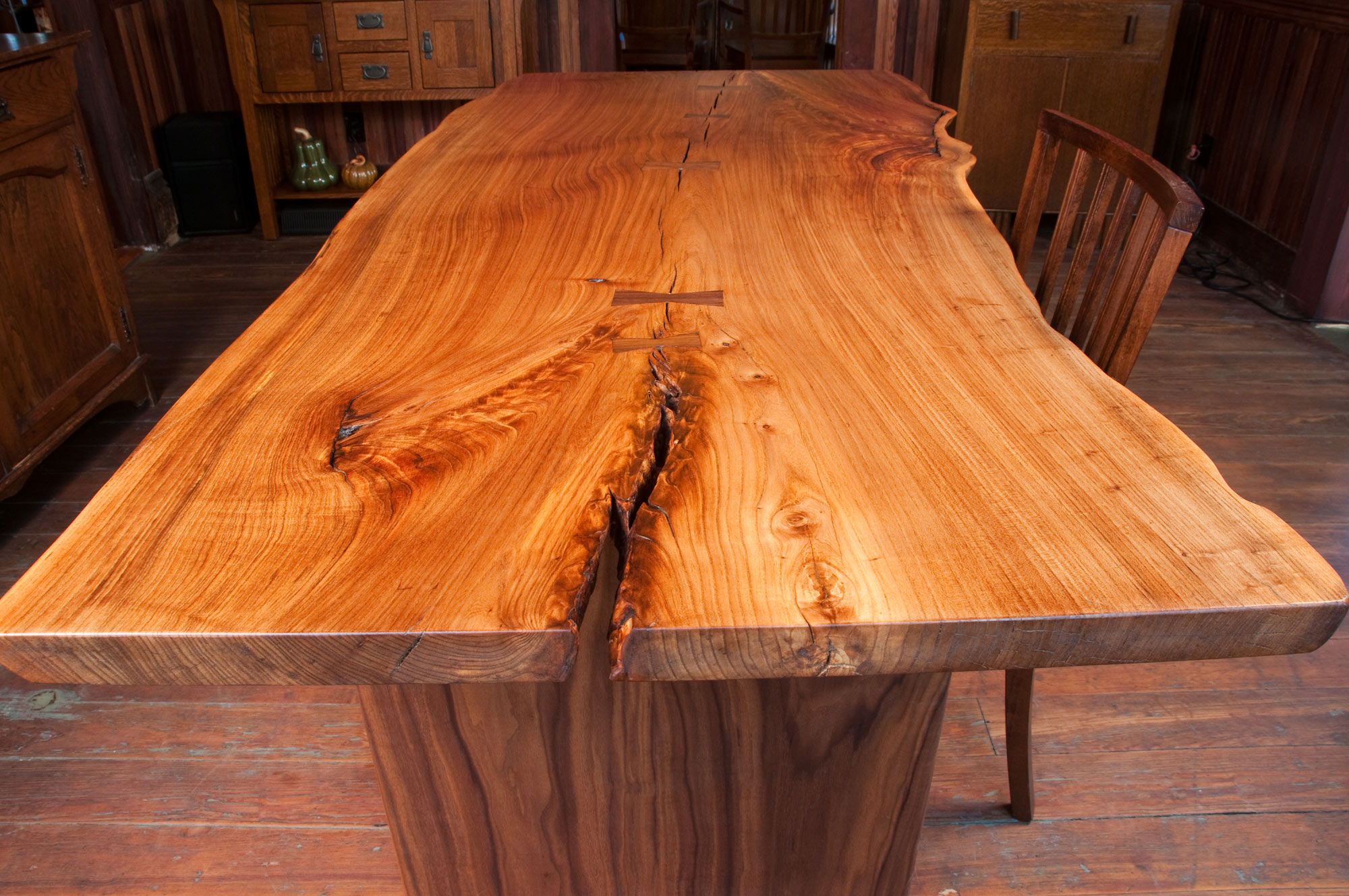live edge dining table for sale toronto