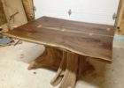 log live edge dining table for sale