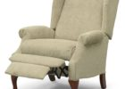 loveseat macys leather chair recliner