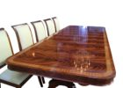 luxury extra long dining table seats 12 furniture