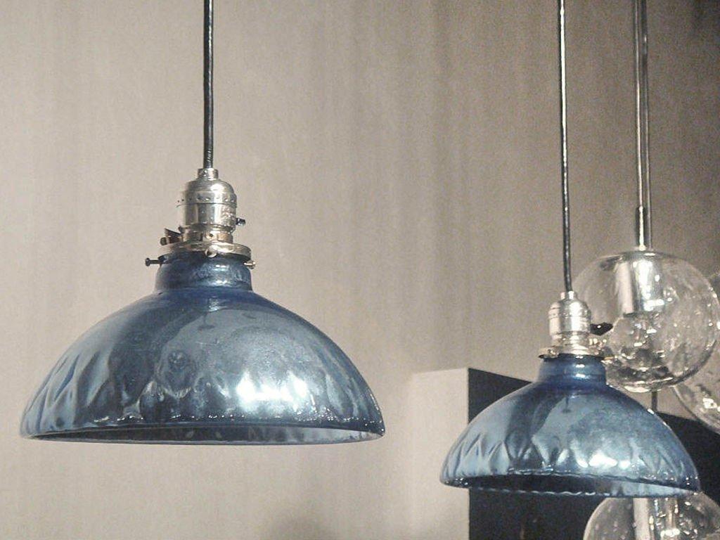 mercury glass pendant light fixture shades uk