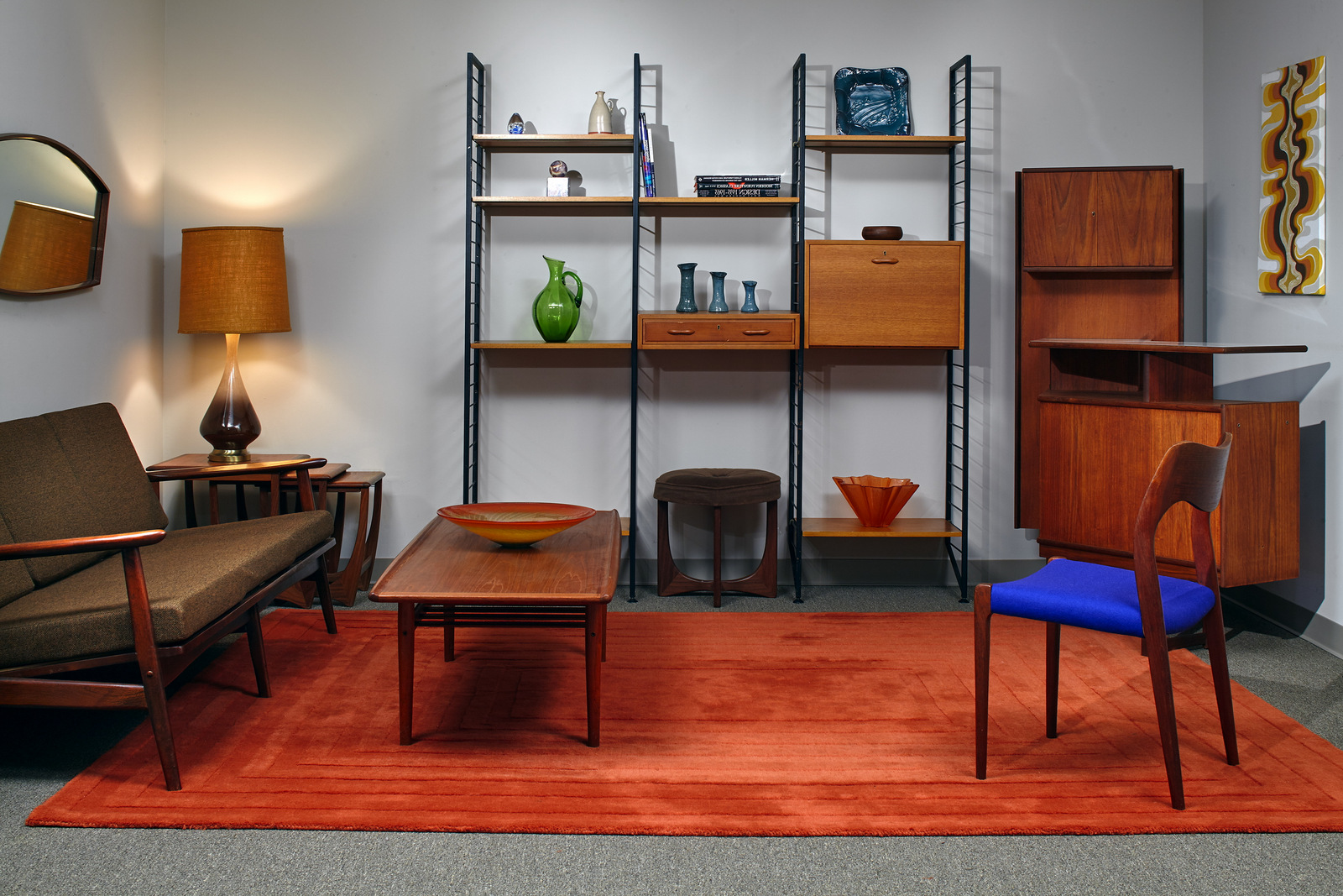 mid century furniture stores online