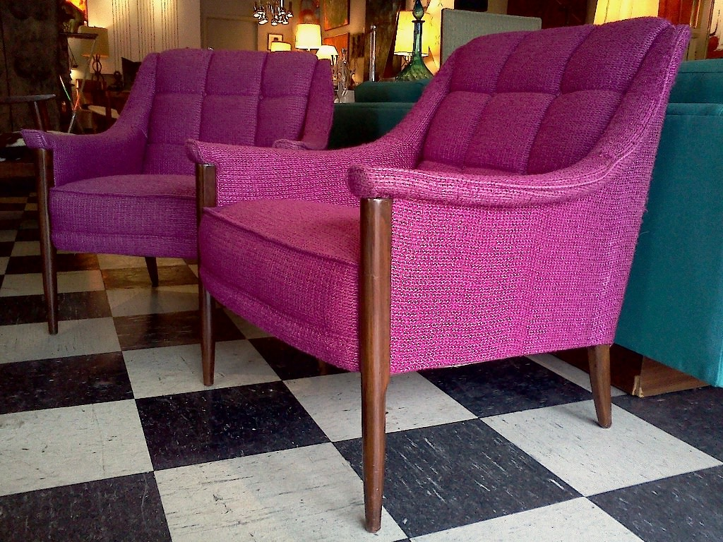 mid century modern furniture dc seattle