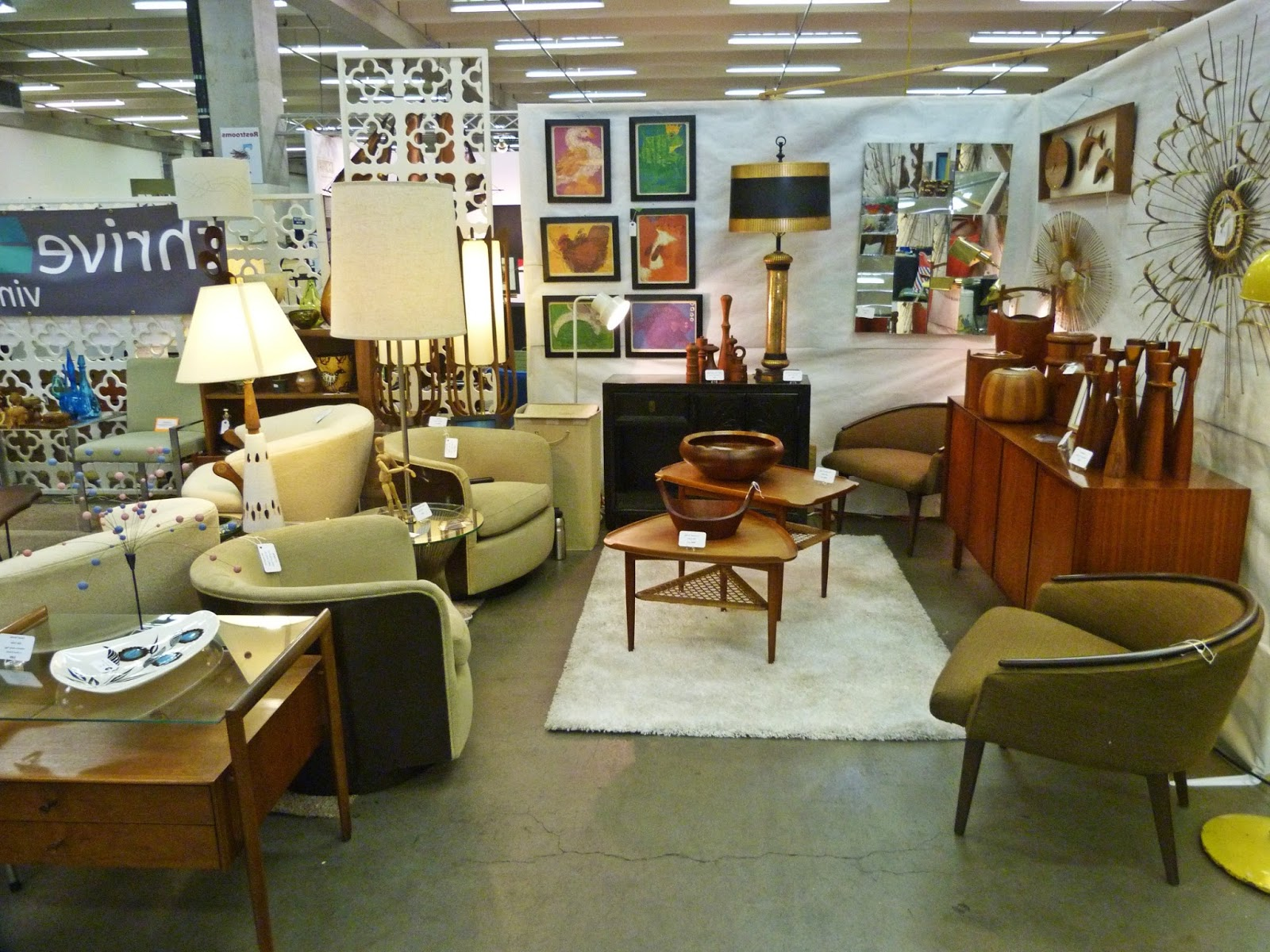 mid century modern furniture denver