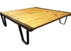 modern diy wood pallet coffee table for sale