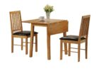 narrow dining tables with leaves for dining room