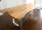 ontario live edge dining table for sale