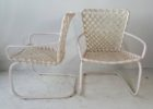 pale white mid century patio furniture for sale