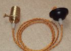 pendant light wiring kit instructions