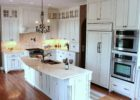 pictures of kitchen remodels with white cabinets