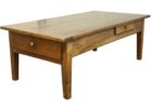 rectangular cherry wood coffee table with drawers designs