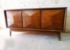 refurbished mid century furniture