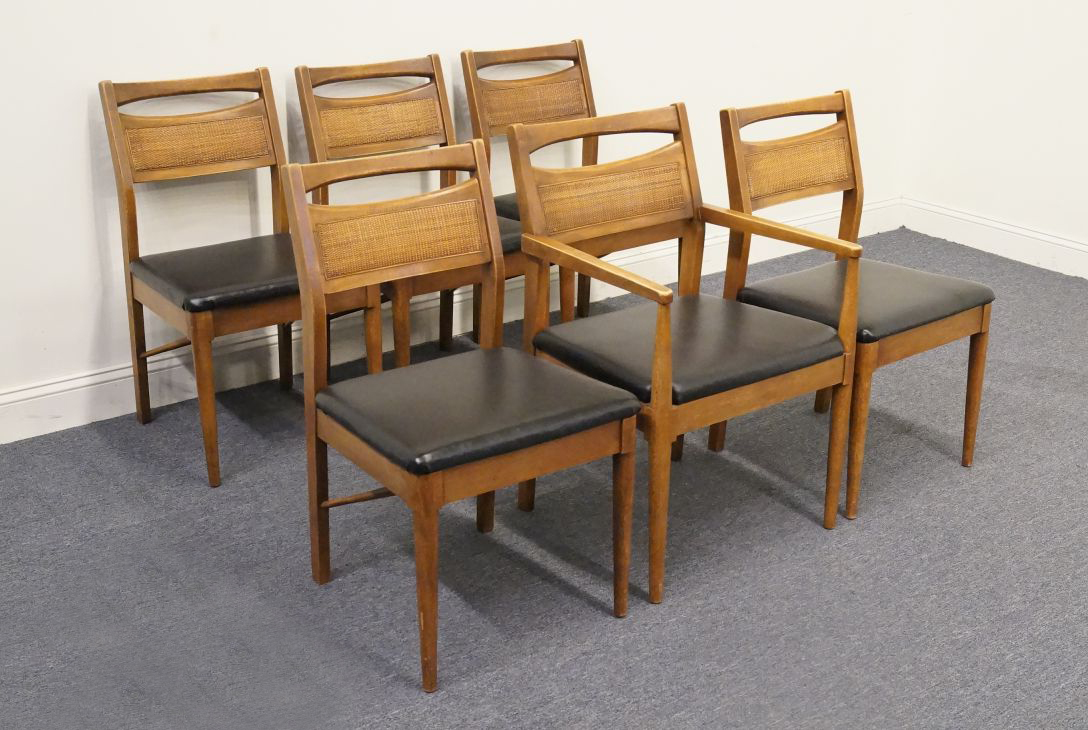 refurbished mid century furniture chairs