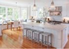 rustic kitchen remodels with white cabinets wood floor