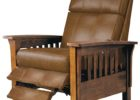 rustic macys leather chair recliner