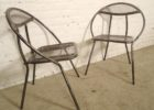 simple chairs mid century patio furniture for sale
