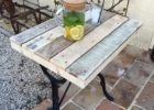 small modern wood pallet coffee table for sale