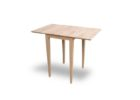 small narrow dining tables with leaves