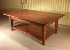 solid barn wood coffee table for sale
