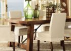 solid wood rustic dining table centerpieces