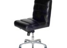 top grain leather office chair