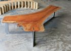 toronto live edge dining table for sale
