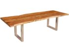 wood live edge dining table for sale uk