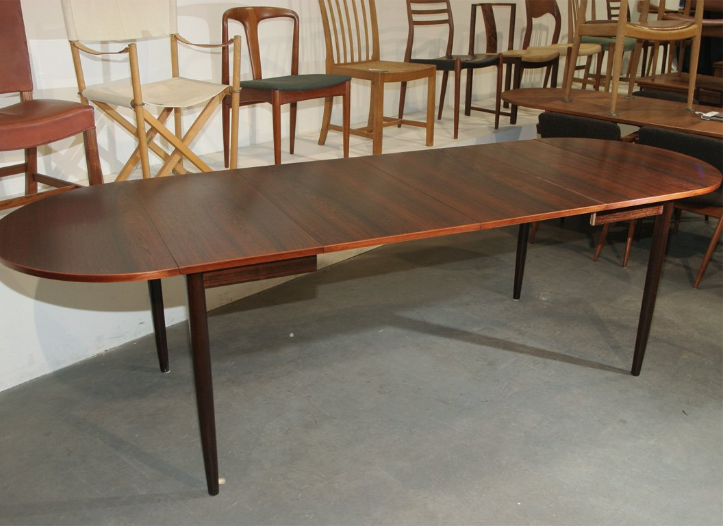 wood long narrow dining tables with leaves