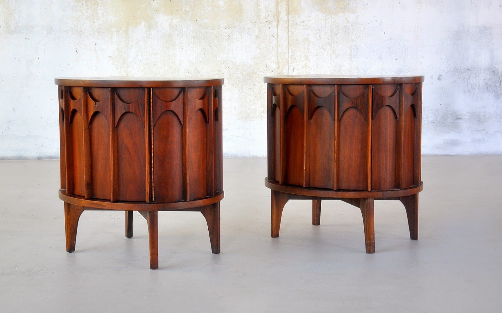 wooden mid century modern furniture seattle