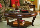Awesome Cheap Cherry Wood Coffee Table With Glass Top