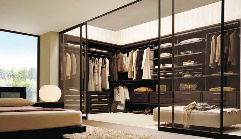Clothes Wardrobe Armoire-closet-contemporary-with-walk-in-closet-glass-contemporary-cat-furniture