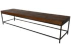 Long Reclaimed Wood Coffee Tables For Sale