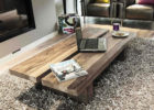 Low Reclaimed Wood Coffee Tables For Sale