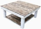 Reclaimed Wood Coffee Tables For Sale White Washed
