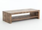 Reclaimed Wood Coffee Tables For Sale with Storage