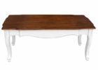 best distressed white wood coffee table