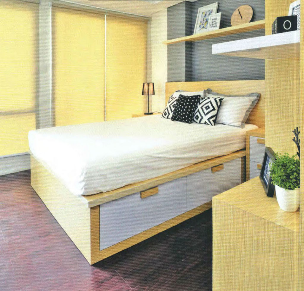 Cozy Bedroom Ideas for a Small Studio Apartment that Works