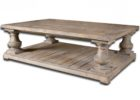 distressed white wood coffee table with storage uk