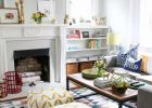 family room ideas cheerful summer living room decor ideas