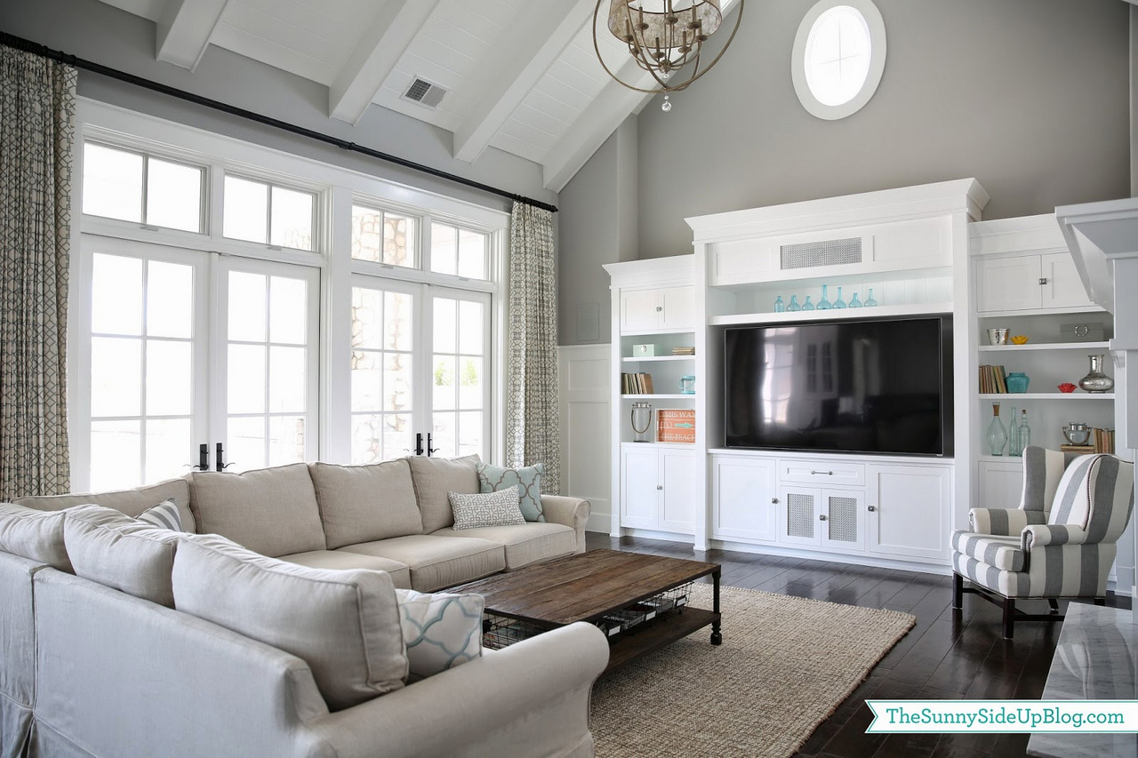 family room ideas-coastal-family-room-family room ideas modern