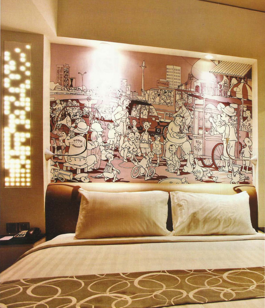 Gypsum Board Wall Installation For Wall Decoration | Raysa House