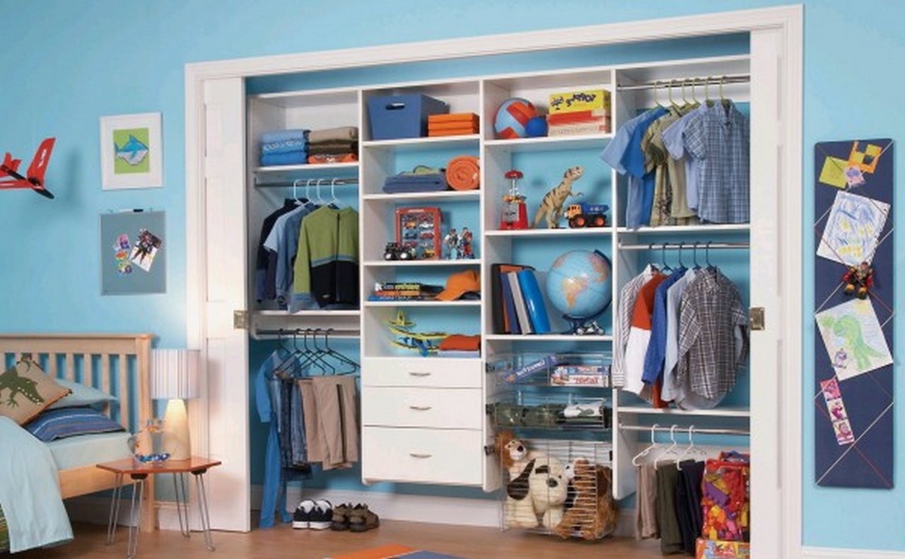 Kids Closets Clothes Wardrobe Armoire Armoire Closet For Hanging