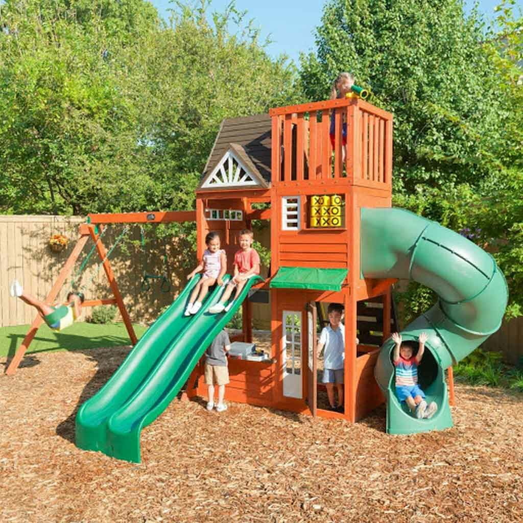 The Features Outdoor Playsets Costco You Can Build In Your Backyard Park   Raysa House